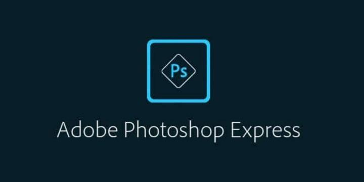 Adobe Photoshop Express MOD APK cover
