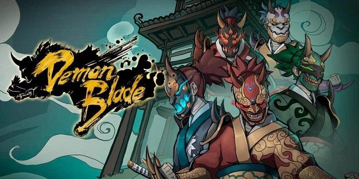 Demon Blade MOD APK cover