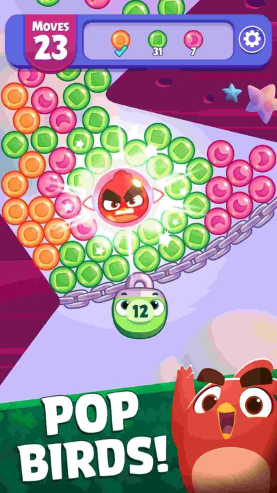 Dowload Angry Birds Dream Blast Mod