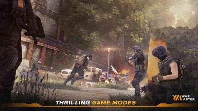 Dowload War After Shooter Mod