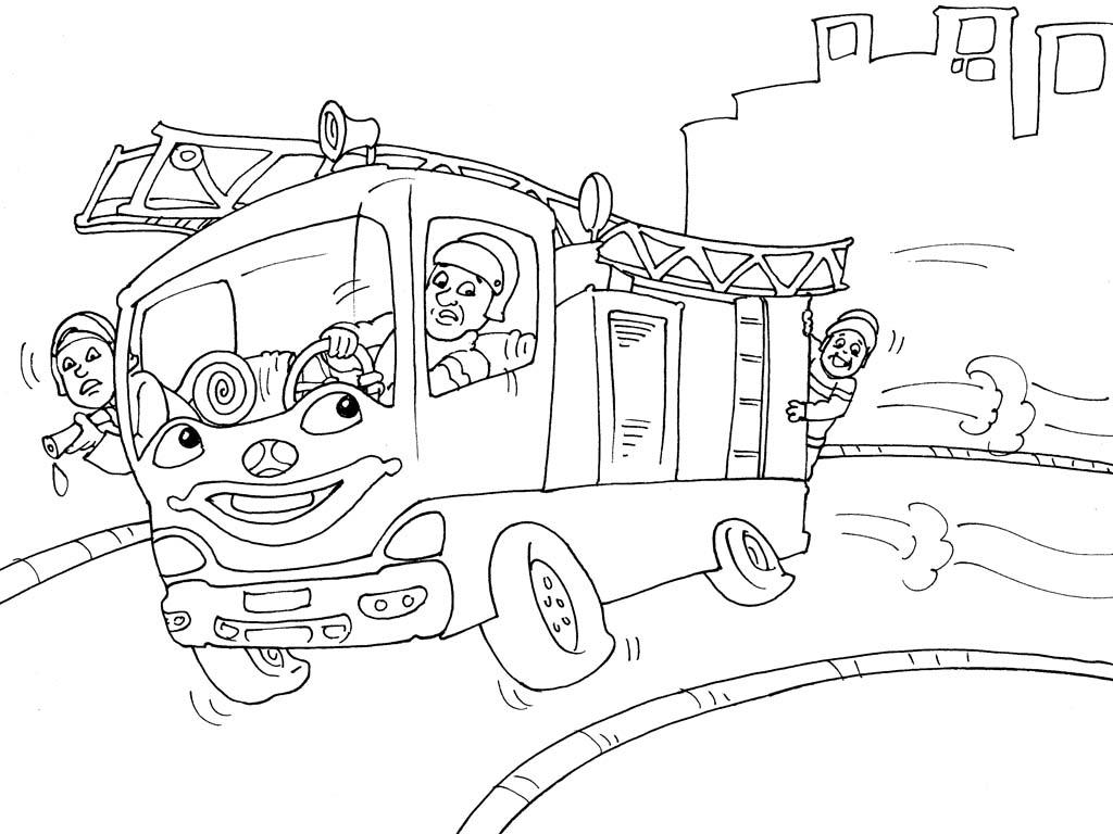 Drawing Firetruck