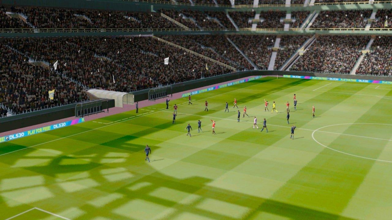 Dream League Soccer 2020 graphics