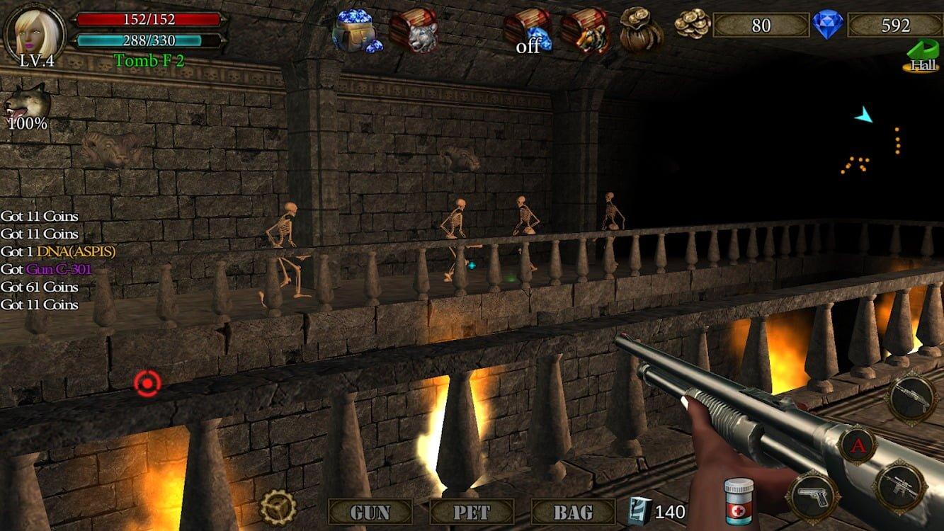Dungeon Shooter MOD APK download
