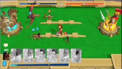 Game Trojan War 2 Mod