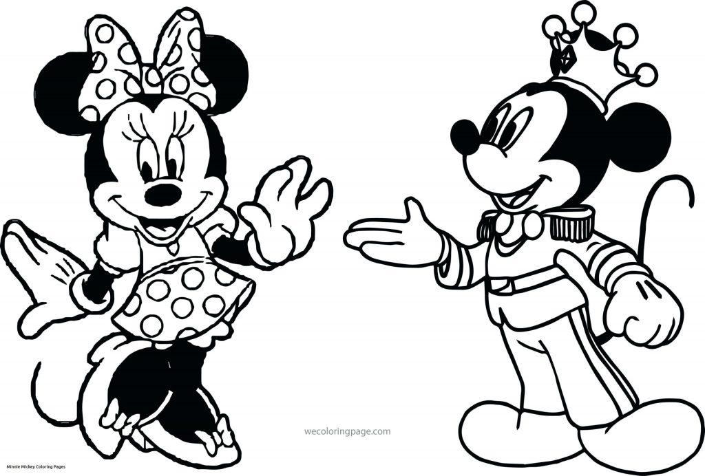 Hình ảnh hai con chuột và chuột Mickey - tranh tô màu