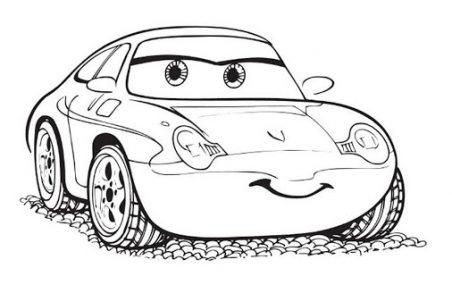 hình chiếc ô tô