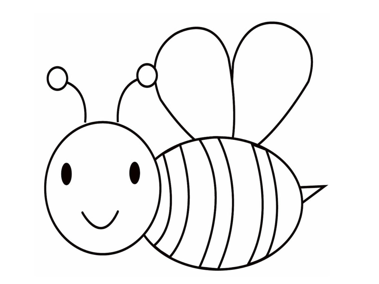 hình con ong 2
