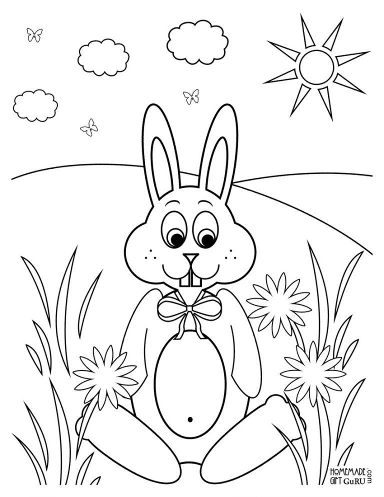 hình con thỏ 2