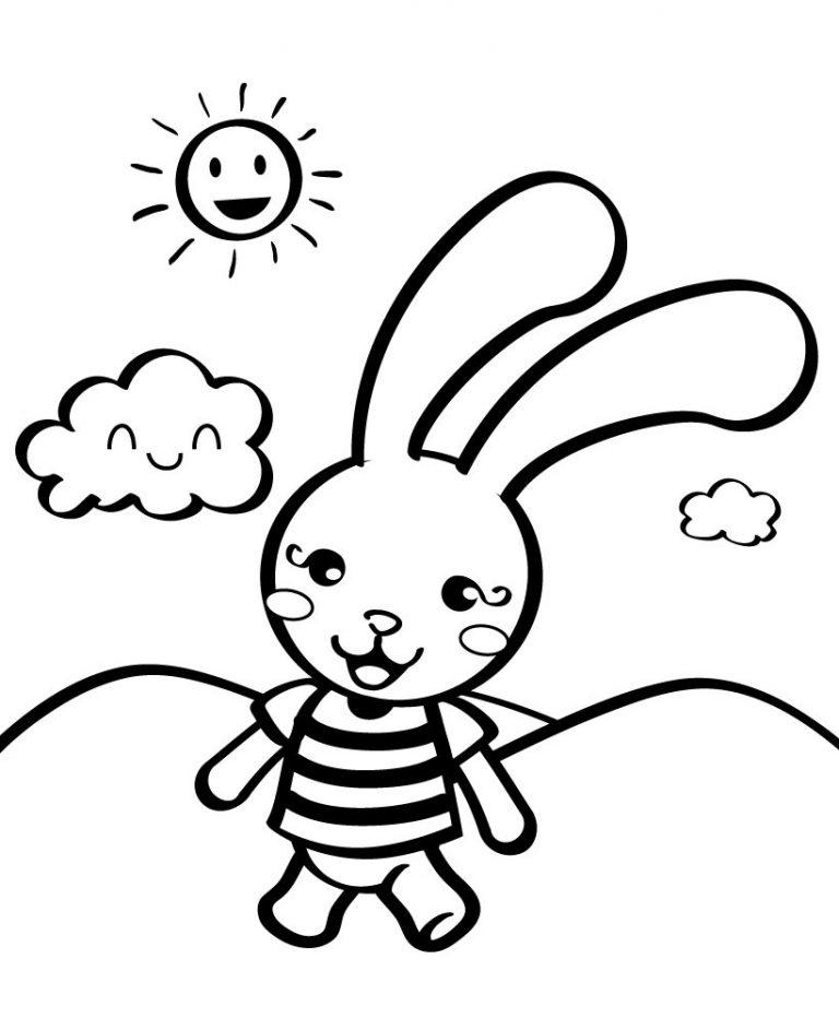 hình con thỏ 4