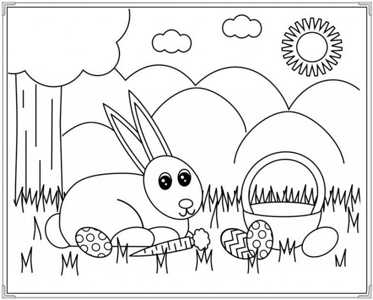 hình con thỏ 5