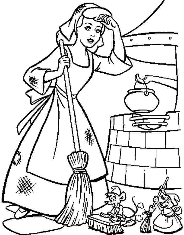 hình công chúa lọ lem 2