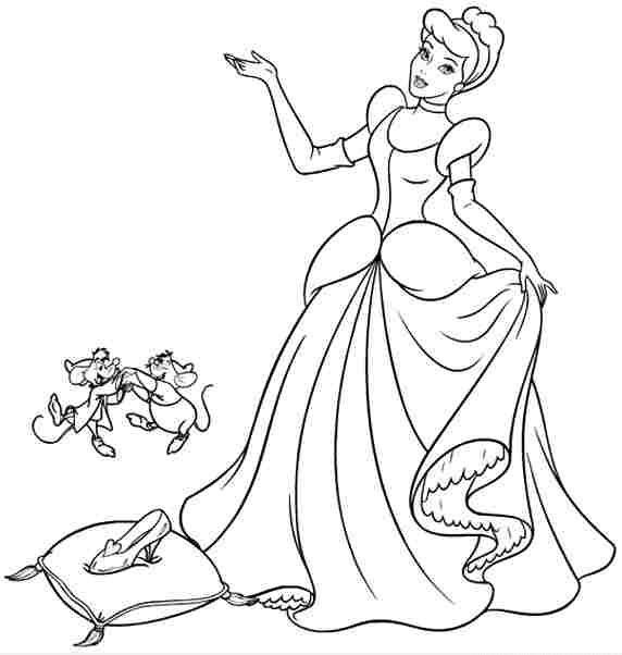 hình công chúa lọ lem 3