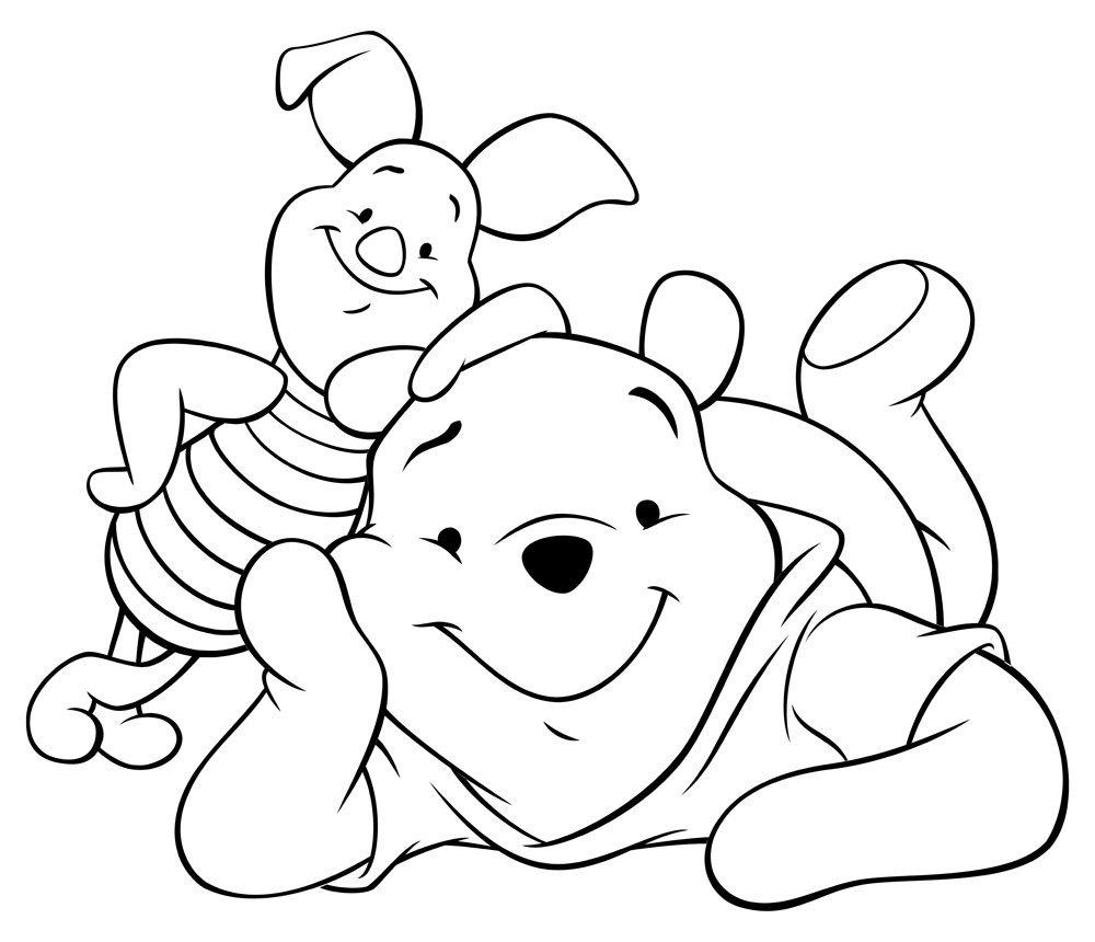 hình gấu pooh