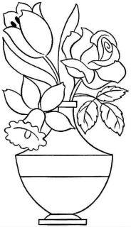 hình lọ hoa đẹp