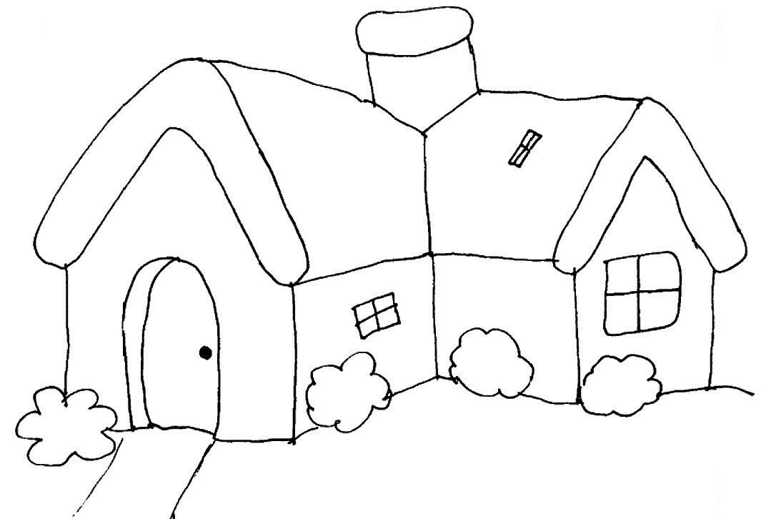 hình ngôi nhà