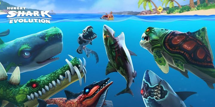 Hungry Shark Evolution MOD APK by APKMODY (1)
