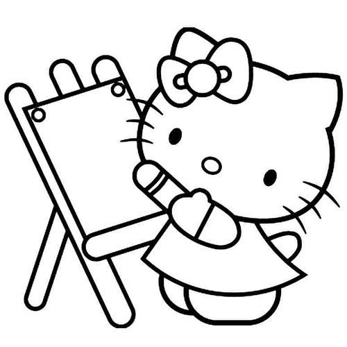 mèo kitty 2