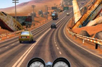 Moto Rider GO Highway Traffic Mod