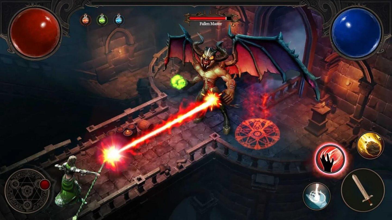 Path of Evil Immortal Hunter screenshot 1440x810