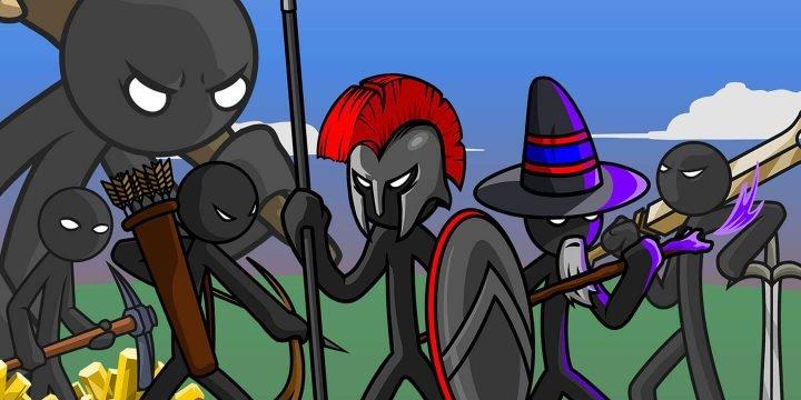 Stick War Legacy MOD APK by APKMODY