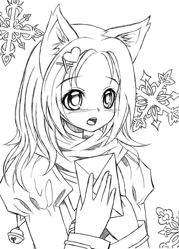 Tập tô màu hình anime