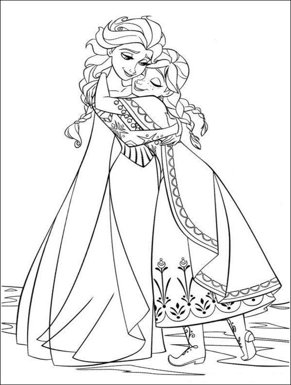 Tô màu công chúa