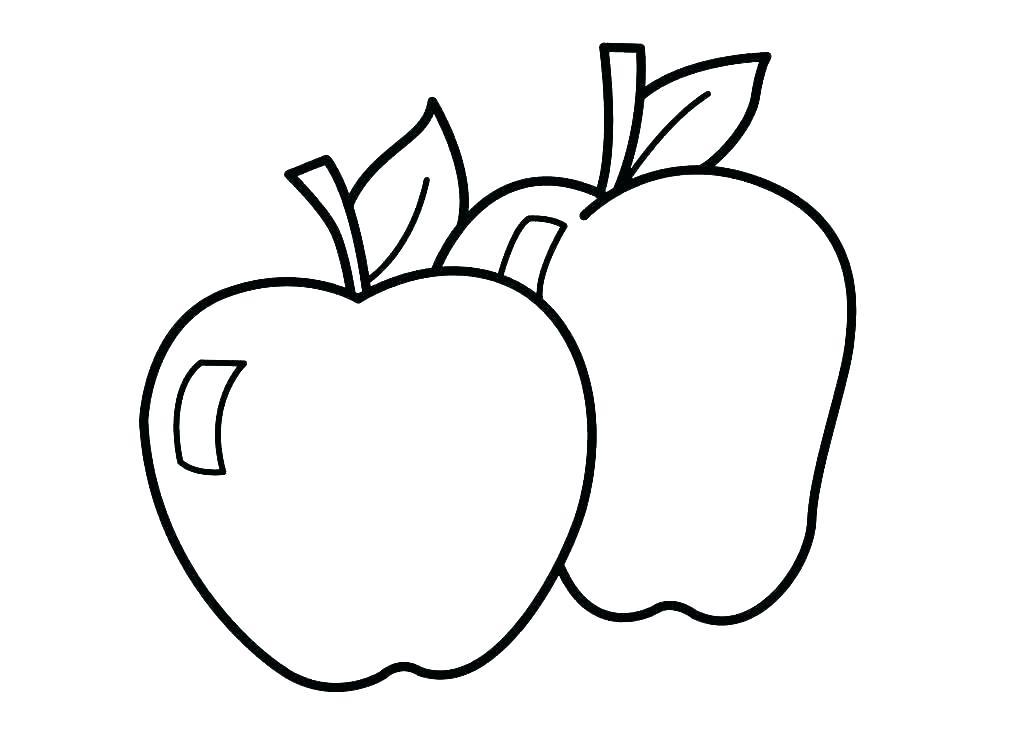 Tranh 2 quả táo