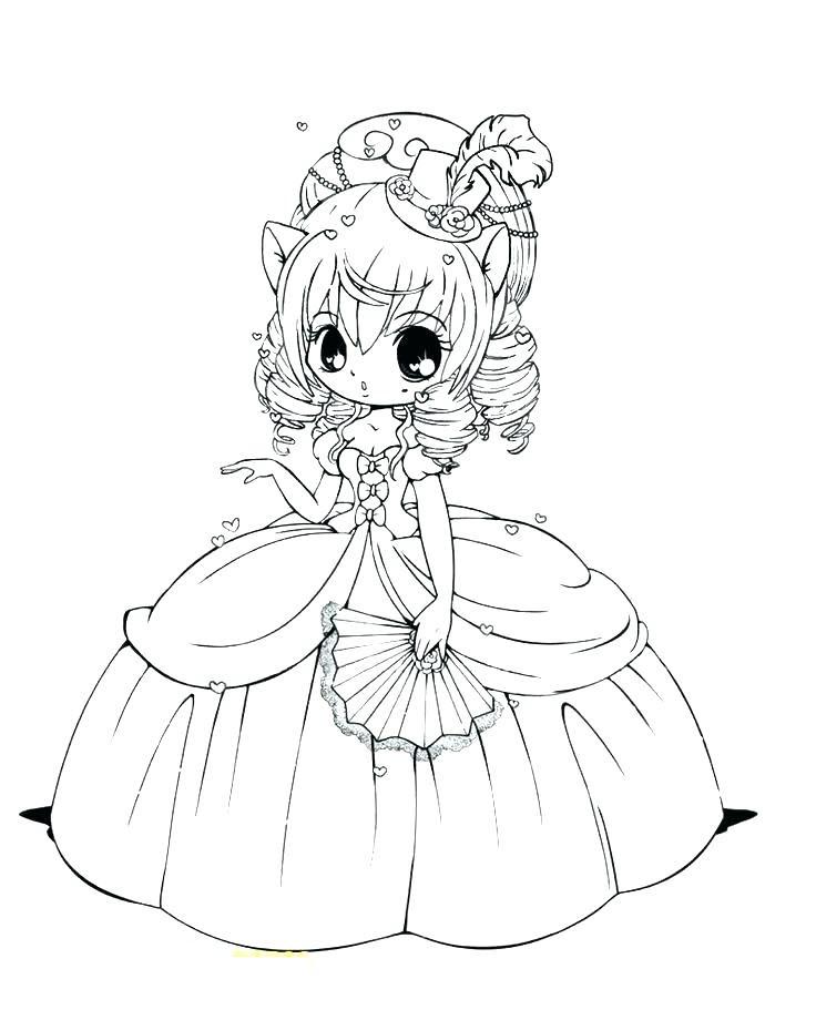 Tranh anime tập tô màu