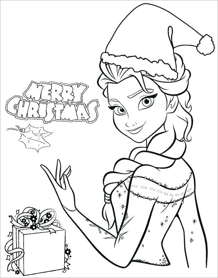 Tranh Elsa cực đẹp
