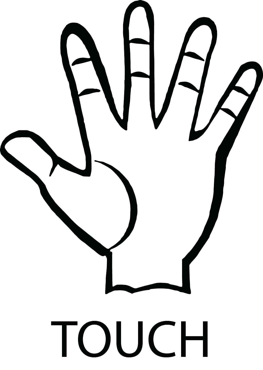 Tranh tô màu bàn tay
