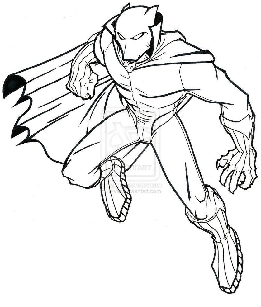 Tranh tô màu siêu nhân đẹp  (10)
