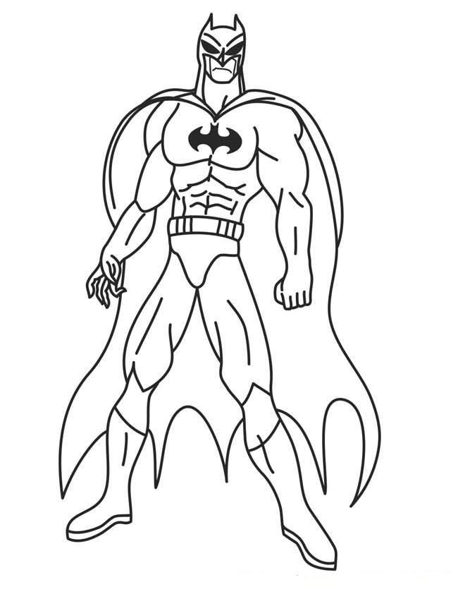 Tranh tô màu siêu nhân đẹp  (3)