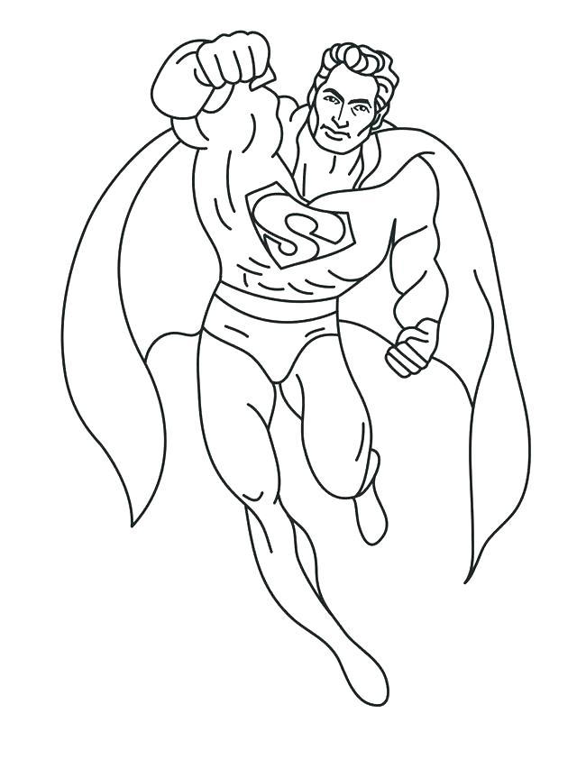 Tranh tô màu siêu nhân đẹp  (45)
