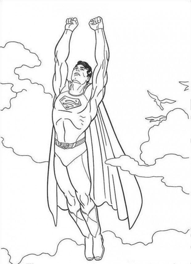 Tranh tô màu siêu nhân đẹp  (49)