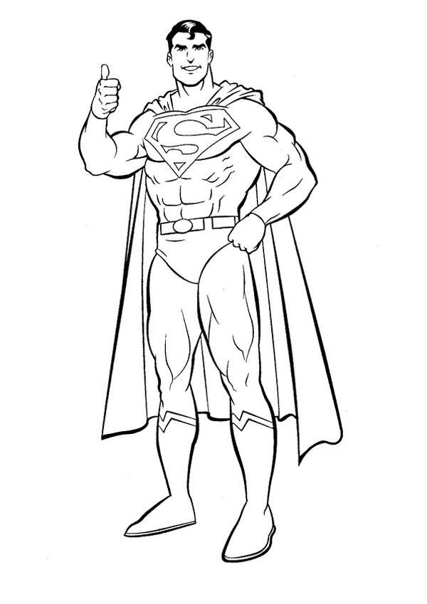 Tranh tô màu siêu nhân đẹp  (50)