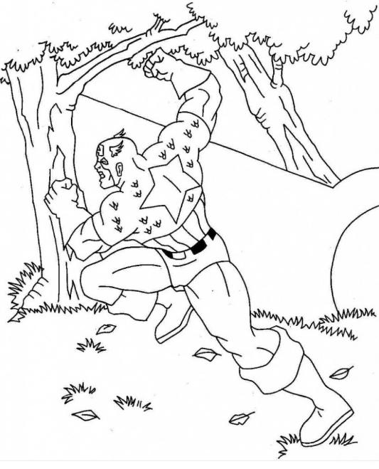 Tranh tô màu siêu nhân đẹp  (58)