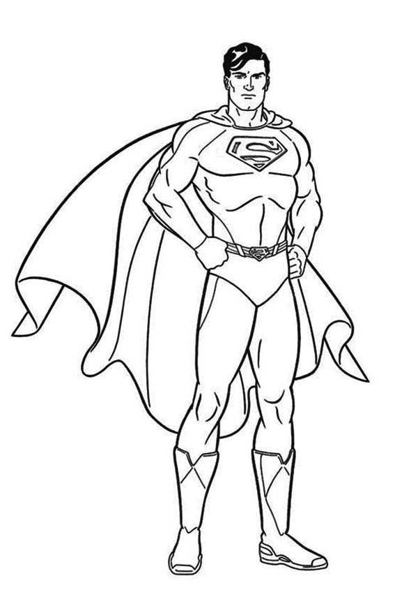 Tranh tô màu siêu nhân đẹp  (6)