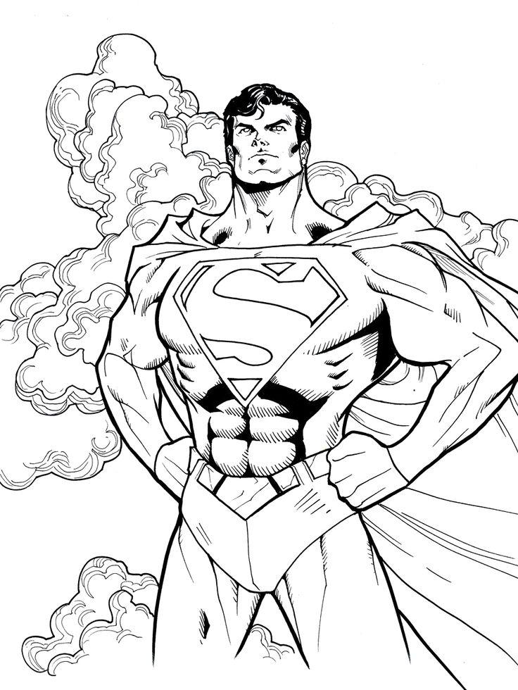 Tranh tô màu siêu nhân đẹp  (7)