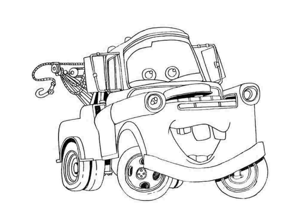 Tranh vẽ tô màu xe ô tô cho bé đẹp nhất